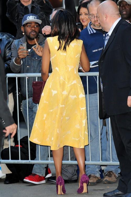 Photos : Kerry Washington : elle continue son marathon promo toujours sans fausse note !
