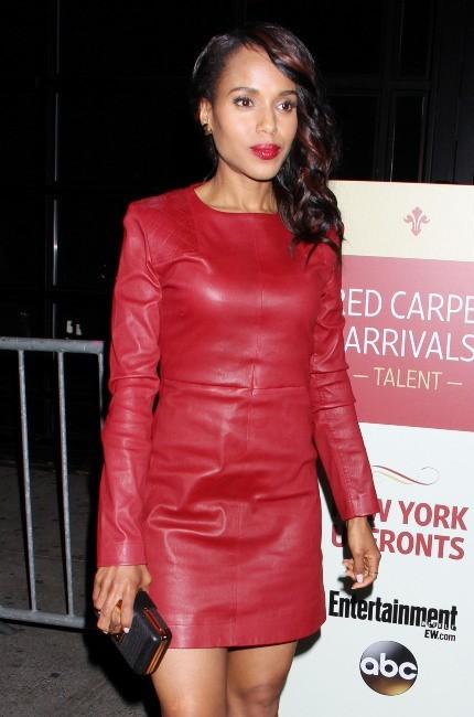 """Kerry Washington lors de la soirée """"Entertainment Weekly & ABC Upfront Party"""" à New York, le 14 mai 2013."""