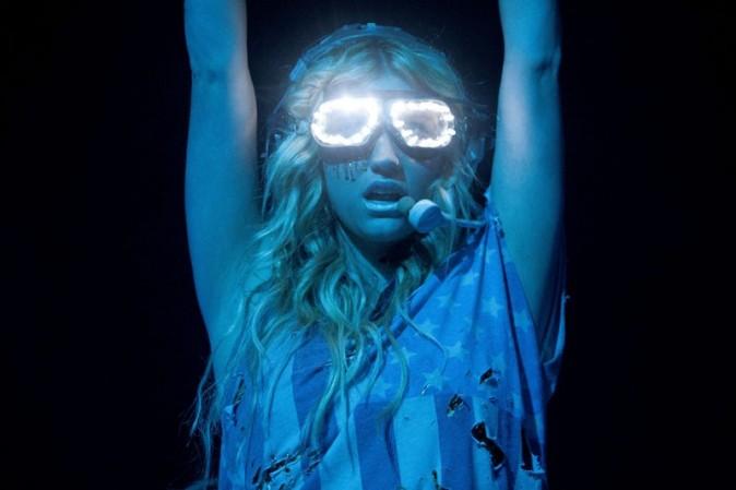 Kesha hier soir au Festival de Glastonbury !