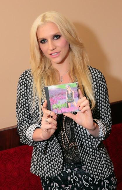 Kesha le 9 octobre 2012 à Vienne