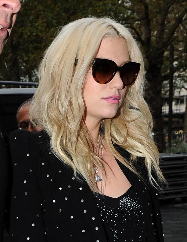 Kesha le 15 octobre 2012 à Londres