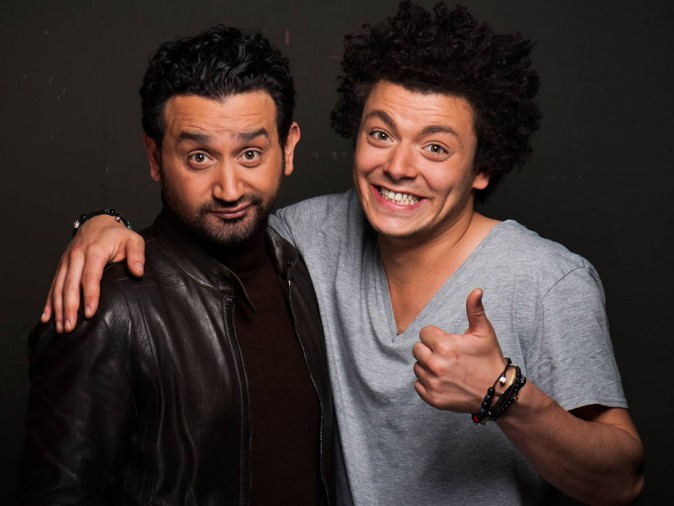 Kev Adams et Cyril Hanouna