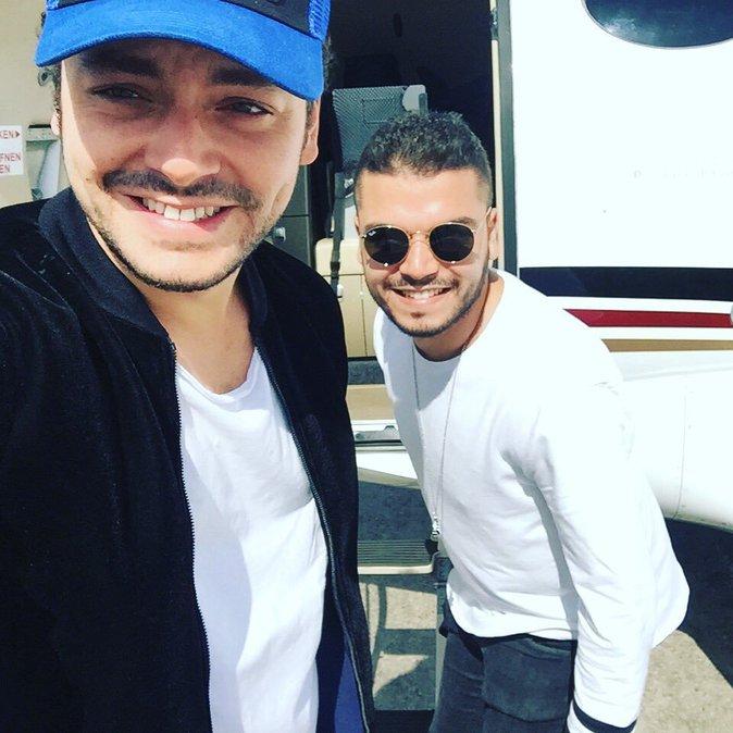 Kev Adams et son frère
