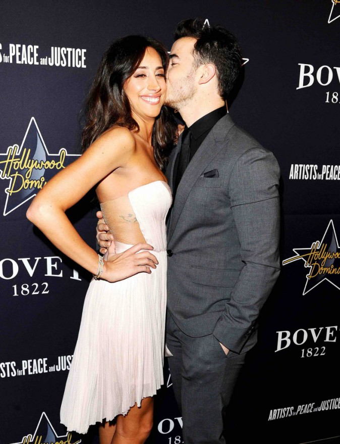 Kevin et Danielle Jonas : heureux et amoureux sur le tapis rouge !
