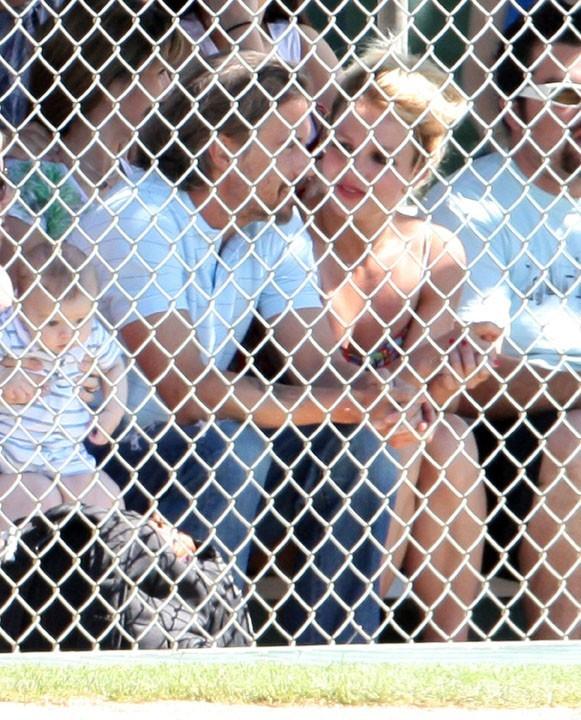 Britney Spears, heureuse avec son agent chéri !
