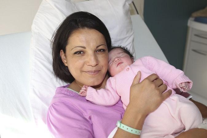 Photo : rien ne vaut la douceur d'une maman !