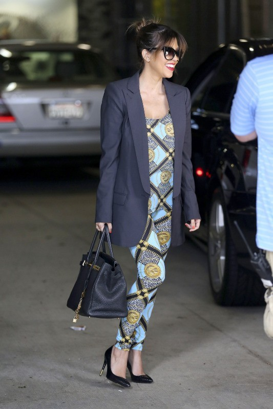 Kourtney Kardashian le 20 mars 2013 à Los Angeles