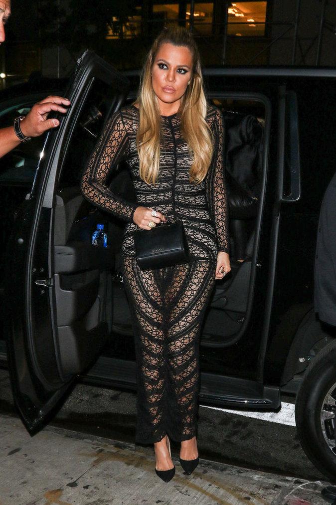 Photos : Khloe Kardashian : 32 ans en 32 tenues ultra sexy !