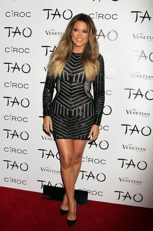 Photos : Khloé Kardashian : avec French Montana pour son anniversaire à Las Vegas, bien loin de Kim et Kourtney !