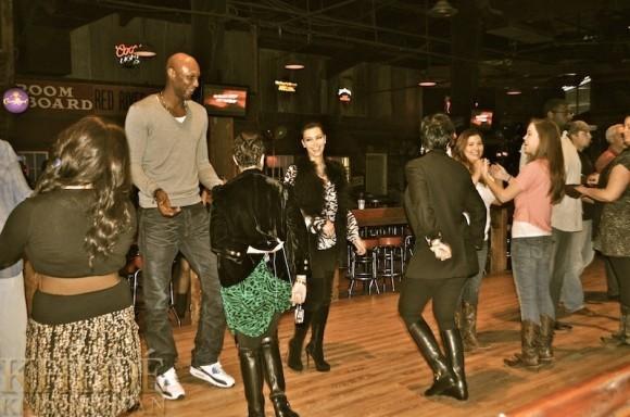 Toute la famille Kardashian en mode country !