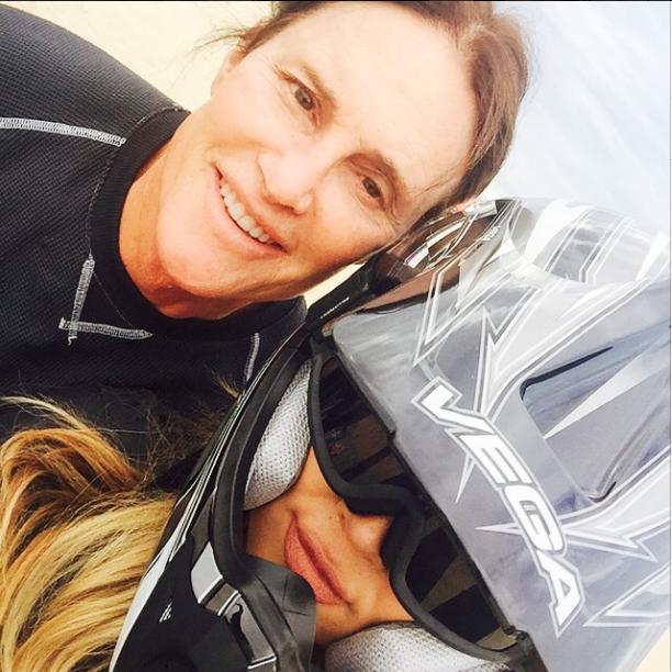 Khloe Kardashian et Bruce Jenner
