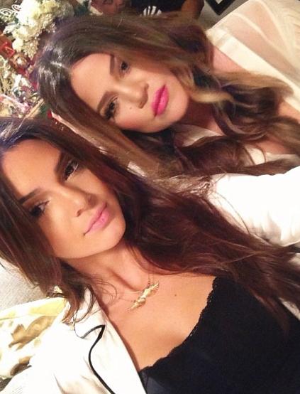 Kendall Jenner et Khloé Kardashian