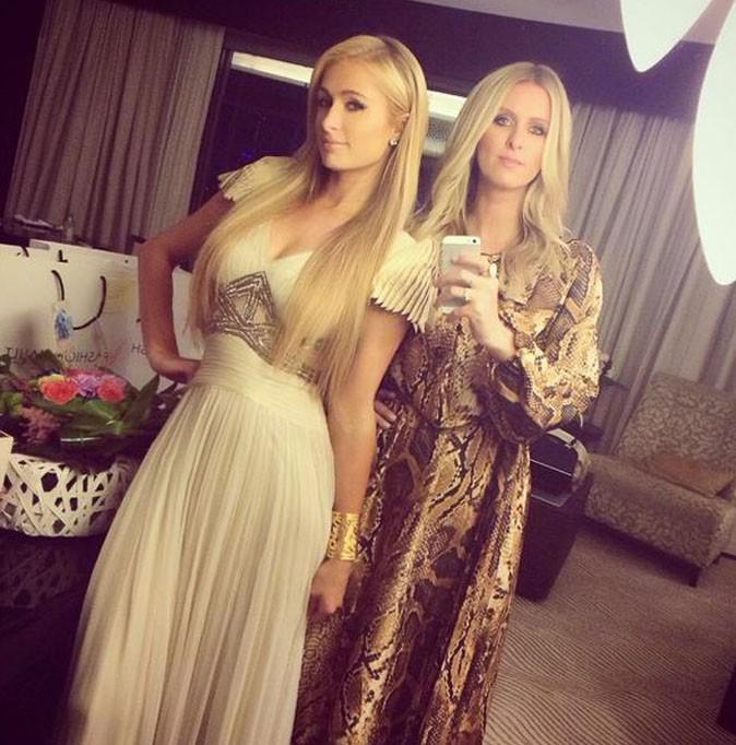 Duo de blondes !