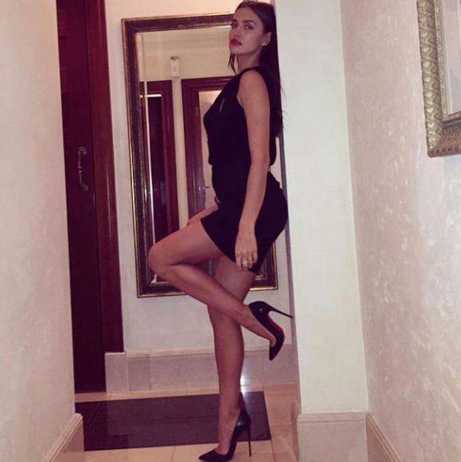 Tout le sex-appeal d'Irina Shayk