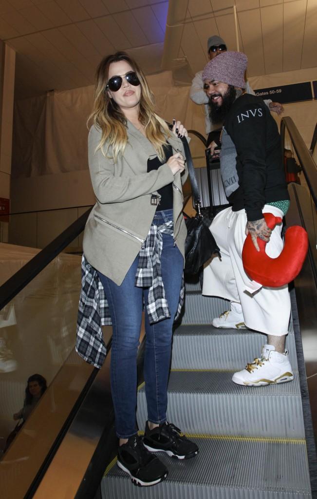 Photos : Khloé Kardashian et French Montana : enfin validée par Kris Jenner, leur divine idylle se poursuit !