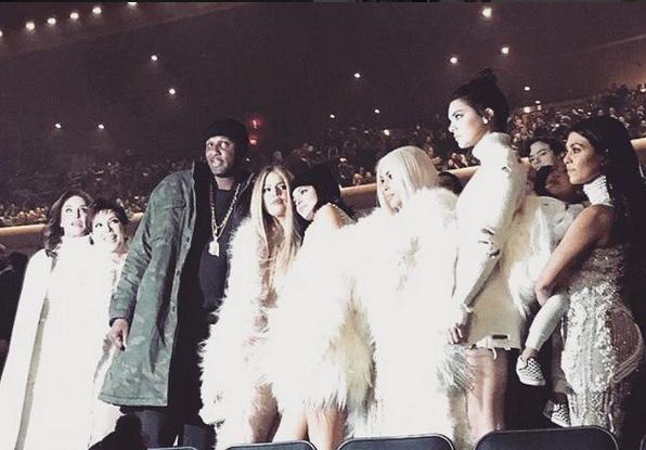 Photos : Khloé Kardashian et Lamar Odom ressortent ensemble !