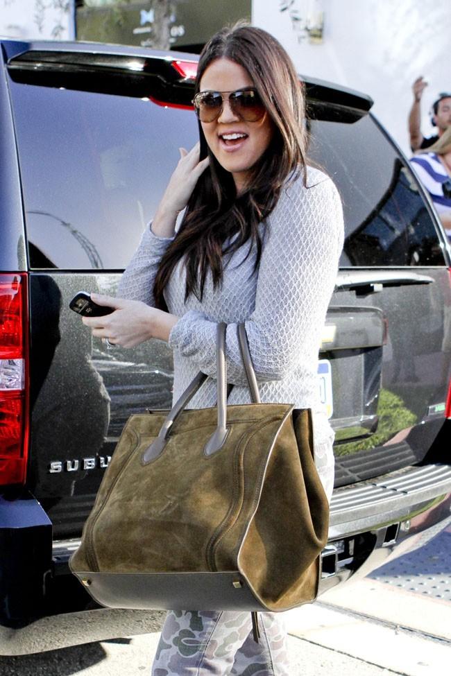Khloe Kardashian le 1er décembre 2012 à Miami