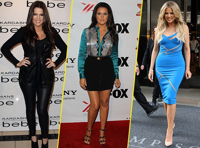 Khloe Kardashian de 2010 à 2015