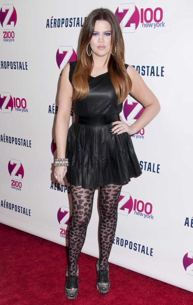 Khloe Kardashian en 2011