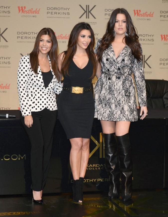 Khloe Kardashian en 2012