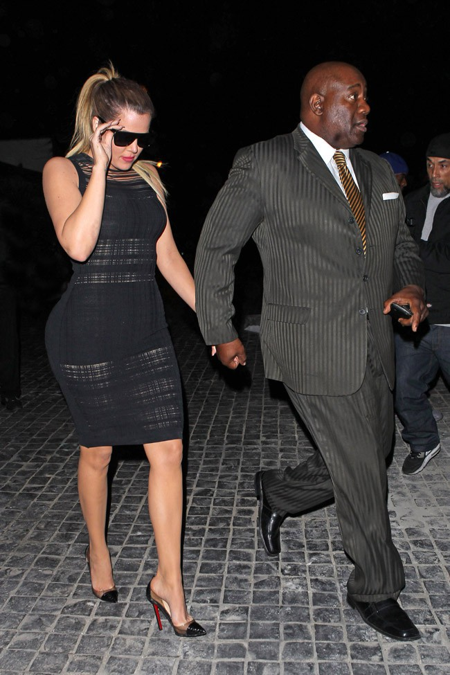 Photos khlo kardashian malgr les mises en garde for Le elle apartments west hollywood