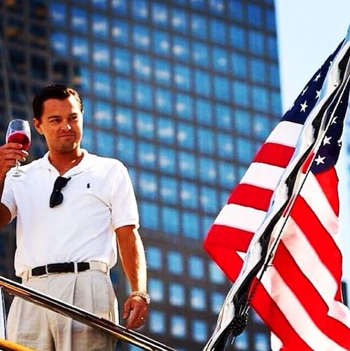 Scott Disick se rpend pour le Loup de Wall Street !