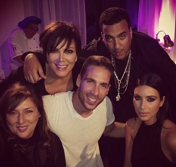 Photos : Khloé Kardashian : plus heureuse que jamais aux côtés de son clan et de French Montana pour fêter son anniversaire !