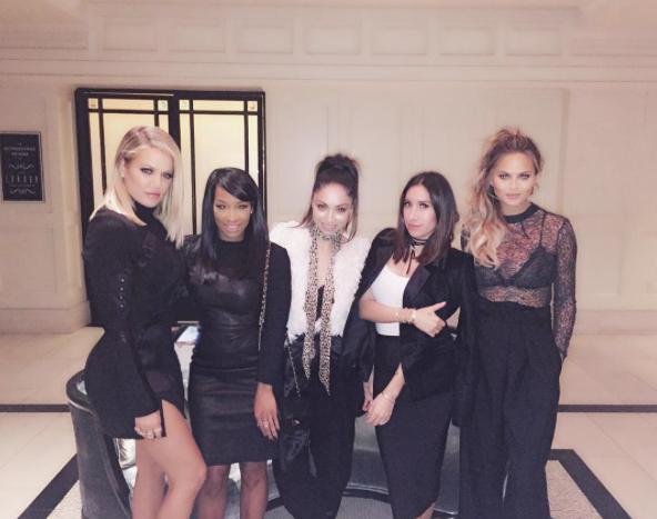 Khloe Kardashian le 12 novembre 2015