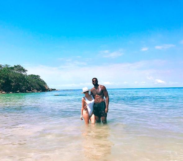 Khloe Kardashian : Vacances de rêves avec son chéri Tristan Thompson !