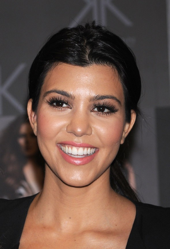 Trop mimi, Kourtney !