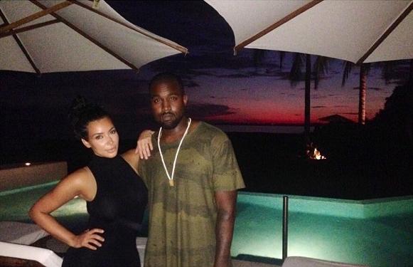 Kim Kardashian : ses vacances de r�ve � Punta Minta se poursuivent en amoureux !