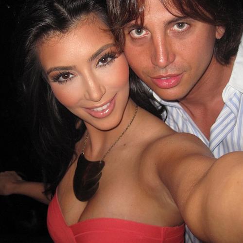 Les vieux selfies de Kim Kardashian avec ses amis