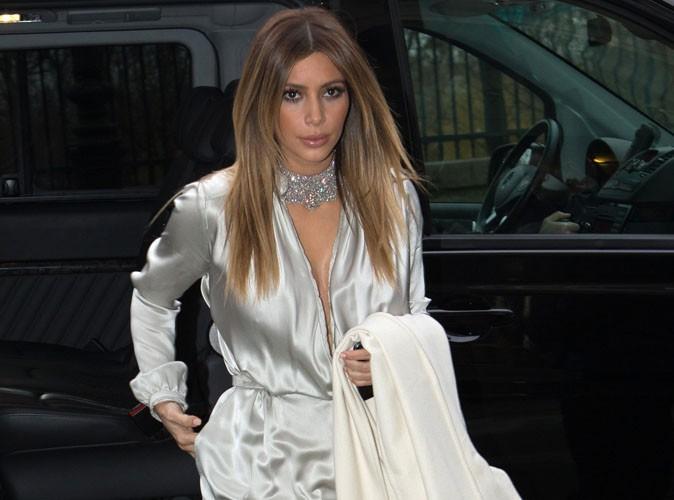 Kim Kardashian à Paris : elle déclenche une émeute au défilé Stephane Rolland !