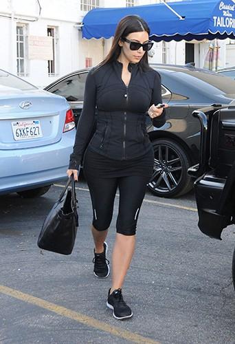 Kim Kardashian à Los Angeles le 16 mai 2014
