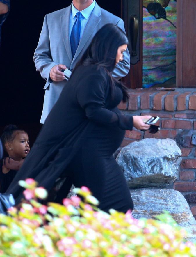 Kim Kardashian le 23 septembre 2015