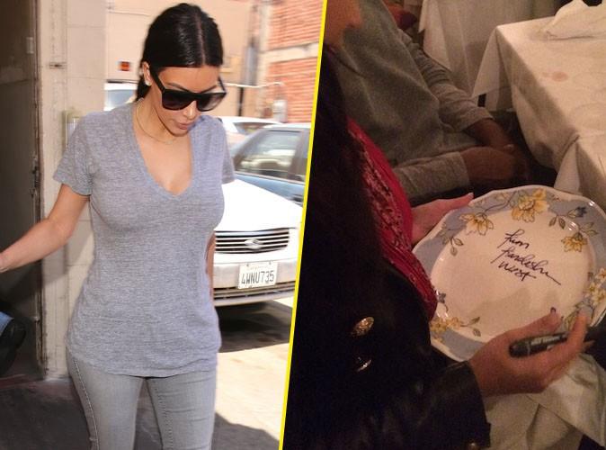 Kim Kardashian : abandonnée par toute sa famille, elle dévoile sa première signature en tant que madame West !