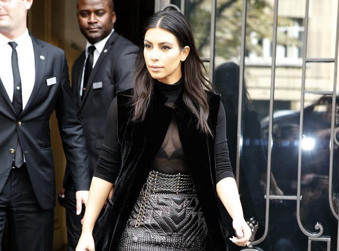 Kim Kardashian : accro aux belles pi�ces, elle n'en finit plus de d�valiser les boutiques !
