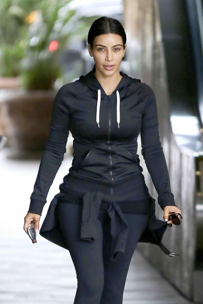 Kim Kardashian : cadeau de Noël avant l'heure pour ses fans !