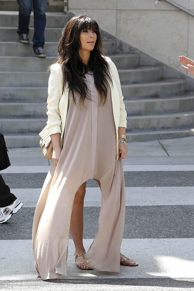 Kim Kardashian à Beverly Hills le 15 mars 2013