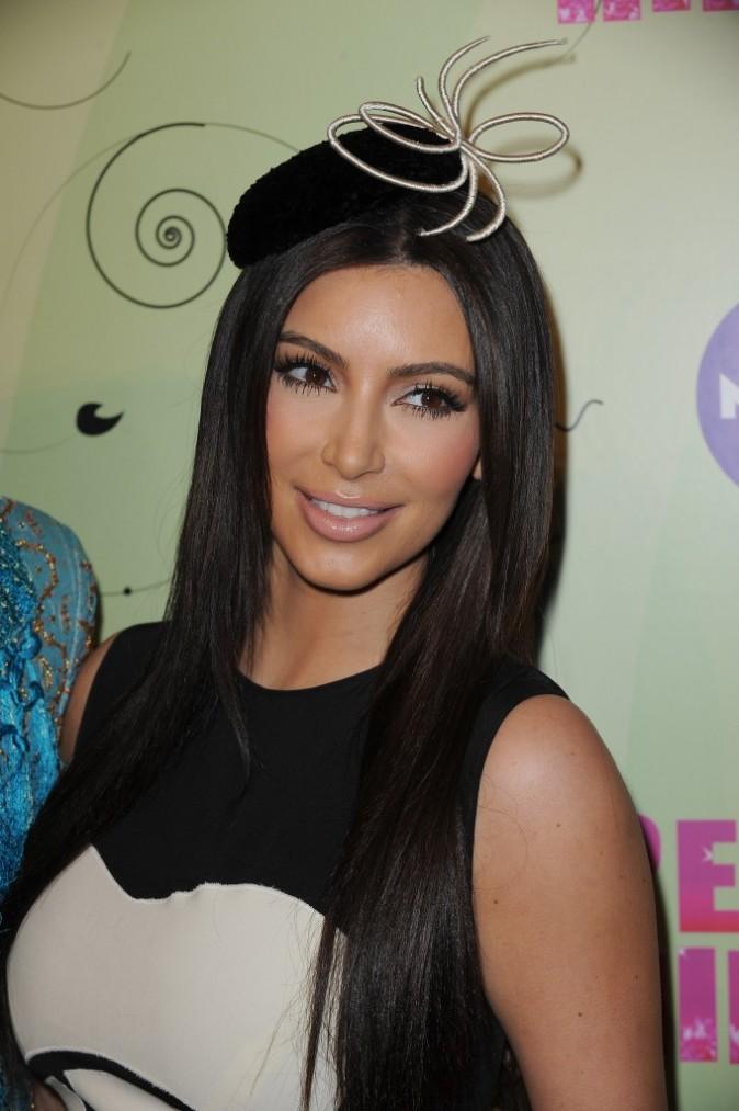 La seule du clan Kardashian à s'être déplacée !