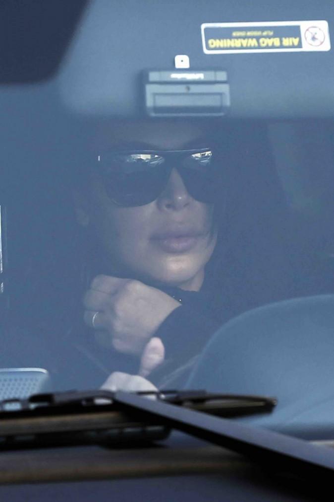 Kim Kardashian : depuis qu'elle s'est faite clasher par Amber Rose, elle fait profil bas...