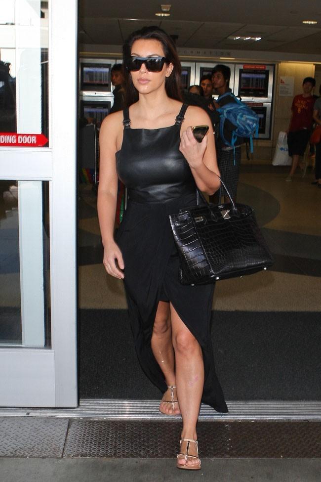 Kim Kardashian le 25 septembre 2012 à Los Angeles