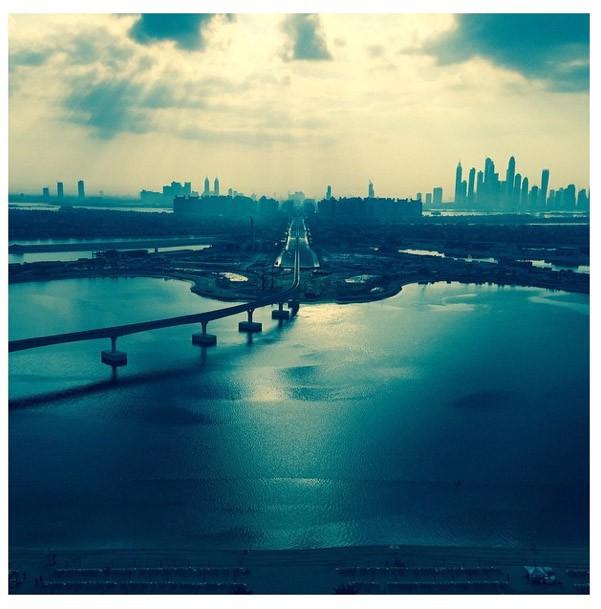 Dubaï, le paradis de Kim...