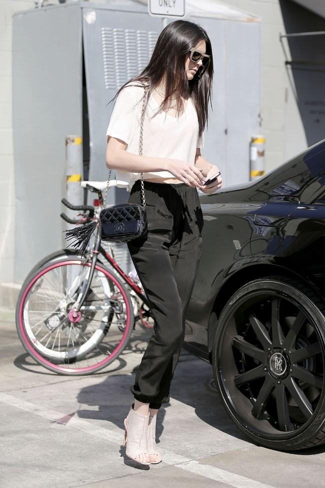Kendall Jenner à Los Angeles le 15 mars 2014