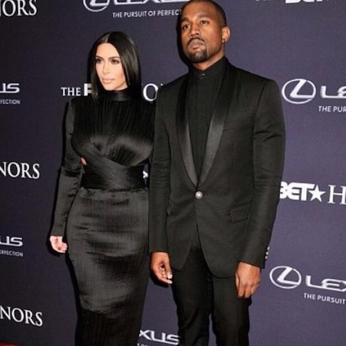 Photos : Kim Kardashian : elle passe de l'ultra glam pour Kanye West à la femme à poils !