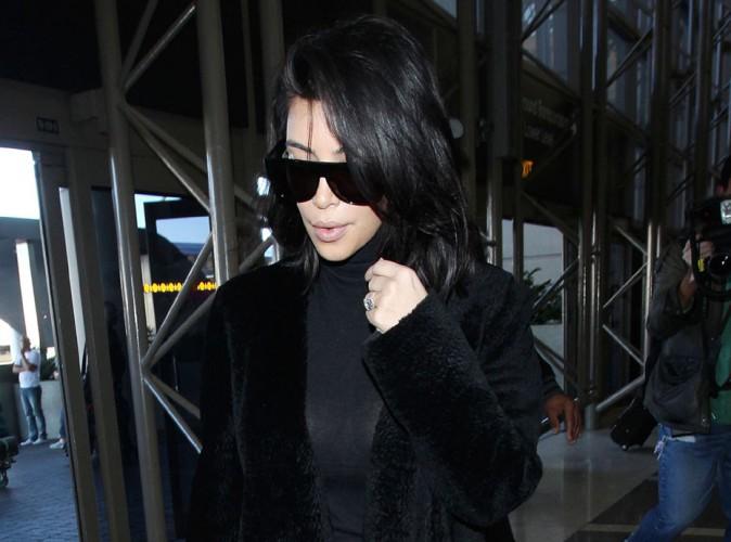Kim Kardashian : elle peut rester cinq jours sans se laver les cheveux !