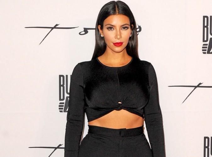 Kim Kardashian : elle sait aussi faire dans la sobri�t�... La preuve !