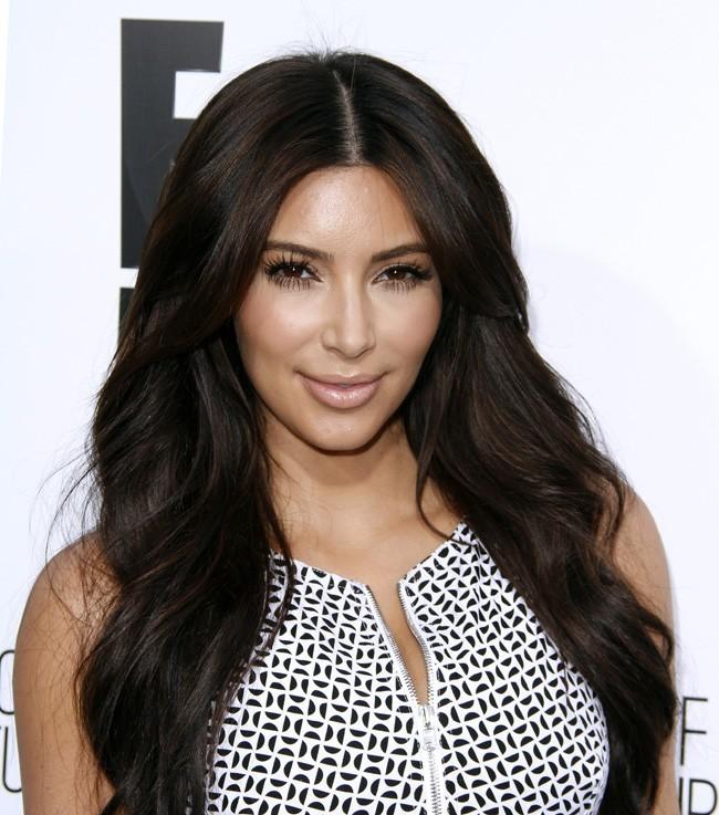 Kim Kardashian le 30 avril à New York