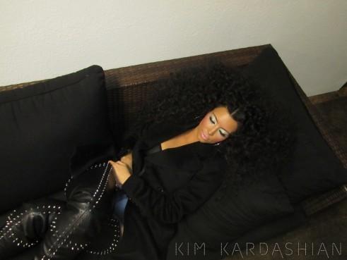 Kim, la nouvelle Diana Ross ?