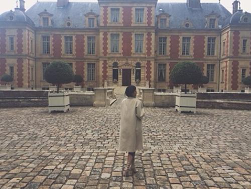 Kylie Jenner nous dévoile le château de Wideville !